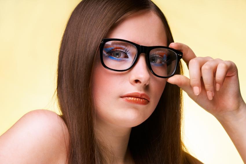 effektvolle make up tipps f r brillentr gerinnen